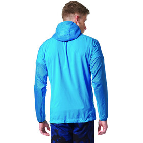 adidas TERREX Agravic Alpha Windbreaker Men bold aqua